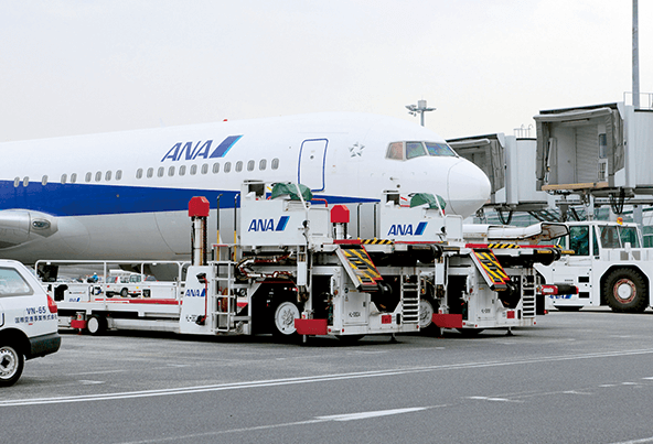 Business Activities|ALL NIPPON AIRWAYS TRADING CO , LTD