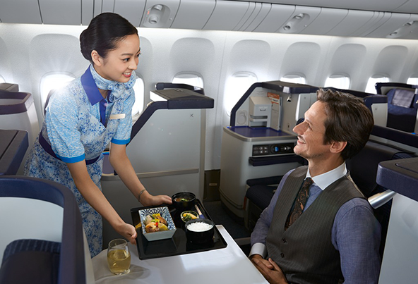 In-flight Products & Service Business